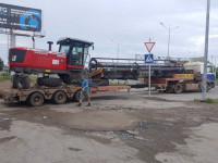 Перевозка негабарита в Перми