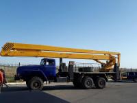 Аренда автовышки 28 метров