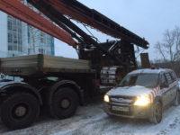 Автомобиль прикрытия в Перми