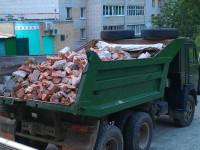 Вывоз автодорожного мусора